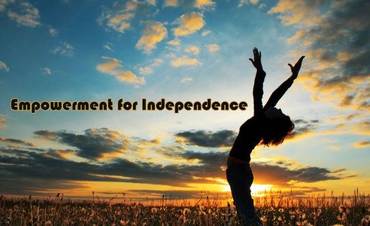 Empowerment for Independence
